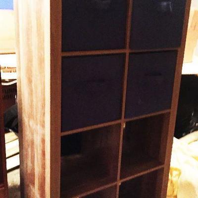 https://www.ebay.com/itm/114226844847BU1079: Multi Compartment Storage Shelf Local Pickup $60