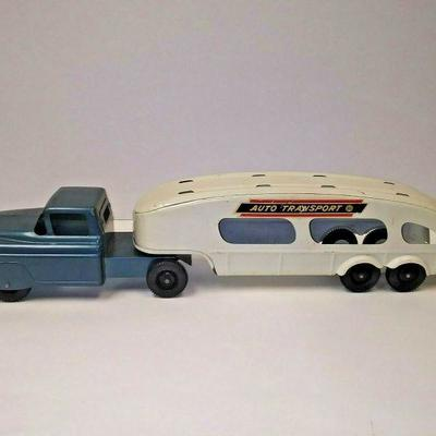 https://www.ebay.com/itm/124190467962BU3030 VINTAGE 1960s TOY AUTO TRANSPORT PRESSED STEEL  MADE IN USA LOUIS MARX &  Auction