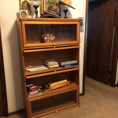 Lawyers bookcase 2/2