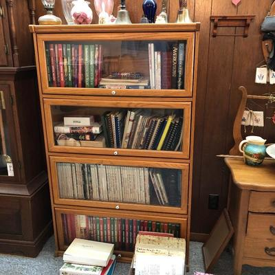 Lawyers bookcase 1/2