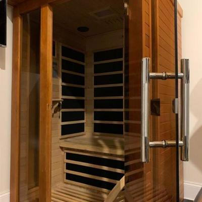 Vienna 2 Person Dynamic Low EMF Far Infrared Sauna. Find the FULL LISTING, Prices and MAKE AN OFFER, on our website,...