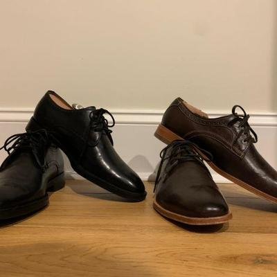 Men's Shoes, Size 9. Find the FULL LISTING, Prices and MAKE AN OFFER, on our website, www.huntestatesales.com