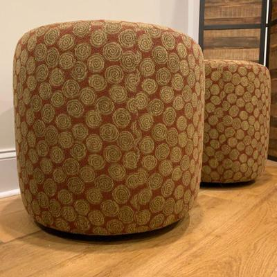 Ottomans. Find the FULL LISTING, Prices and MAKE AN OFFER, on our website, www.huntestatesales.com