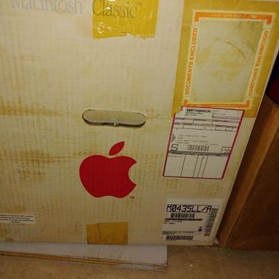 Vintage Apple Computer