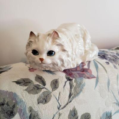 Vintage Lefton Kitty