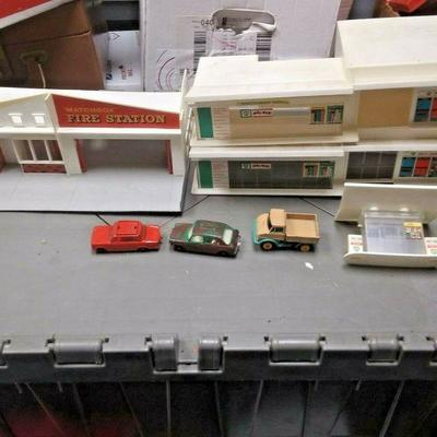 https://www.ebay.com/itm/124199082523	BU3073 VINTAGE MATCHBOX BUILDING & CAR LOT	 $20.00 	Buy-It-Now