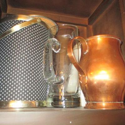 Vintage Entertaining Needs & Copper Collections