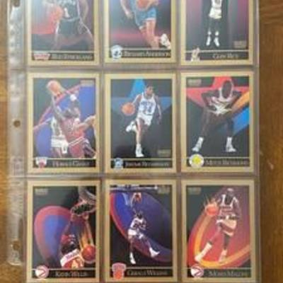 1990 SKYBOX - 144 Cards - Players - Draft - Coaches