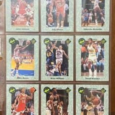 51 Card Complete Set - 1991 CLASSICS PREMIERE EDITION - With Check List - Nice Set