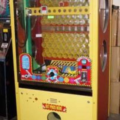 Benchmark - Drill-o-Matic Arcade Prize Game - Skill Game - Win Prizes