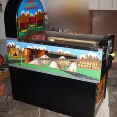 Jackpot Crossing - Childrens Arcade Redemption Arcade Machine Game