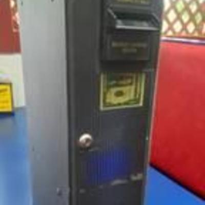 Dollar Bill Coin Changer Machine CM-222