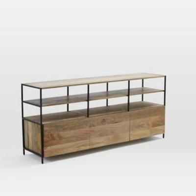 INDUSTRIAL STORAGE SYSTEM  Wood part only