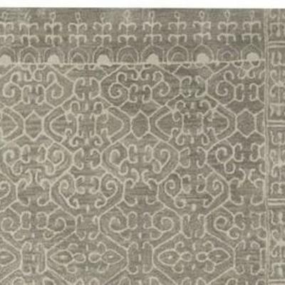 Luna Tonal Hand Tufted Wool Rug 9x12