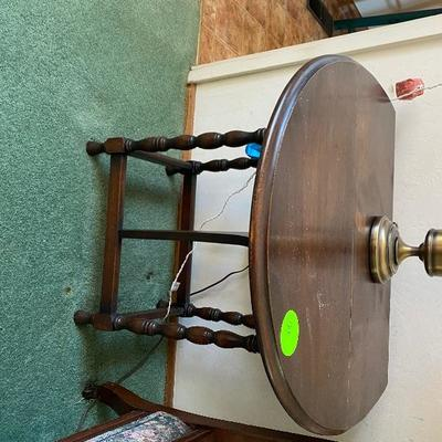 Item #3 side table $20.