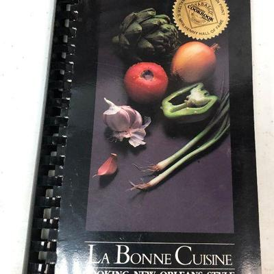 https://www.ebay.com/itm/124209011755	LAN9885 LaBonnie Cuisine Cooking New Orleans Style Cookbook	 $5.00 	Buy-It-Now