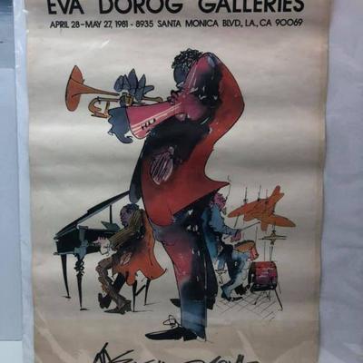 https://www.ebay.com/itm/124200836886Cma2052: EVA DOEOG GALLERIES Poster 1981 Meiersdorff $80