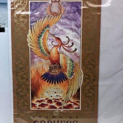 https://www.ebay.com/itm/124200965869Cma2058: Orpheus 1996 Poster Signed #/1500 $150