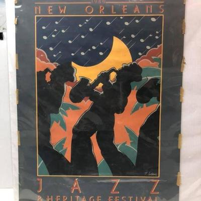 https://www.ebay.com/itm/114237288532Cma2054: Jazz Fest 1980 Poster Unsigned #/10000 $300.00