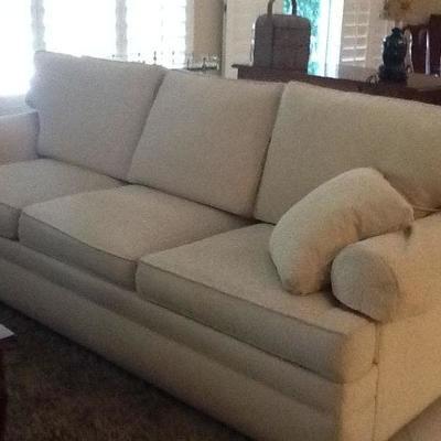 2 sofas, $75 each