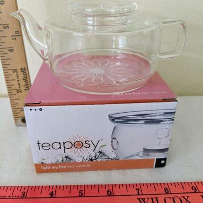 MAS  Teapot  - Teaposy brand $15.00