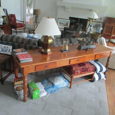 outstanding country work table