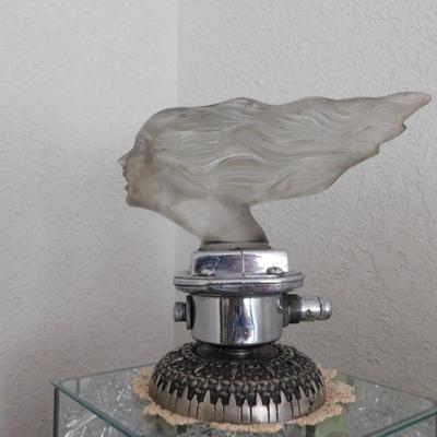 R. Lalique car mascot ( will be taking sealed offers on both )
