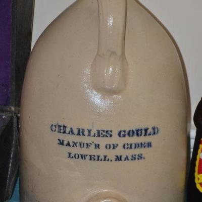 1800's Crock Lowell Mass