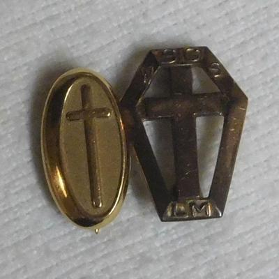 10 k and 10 k Top Pins