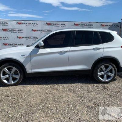 2017 BMW X3, See Video! Current Smog Year: 2017 Make: BMW Model: X3 Vehicle Type: Multipurpose Vehicle (MPV) Mileage: 14440 Plate:...