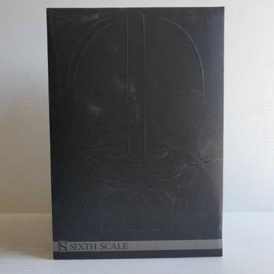 1251  Star Wars Darth Vader Sixth Scale Figure New In Box