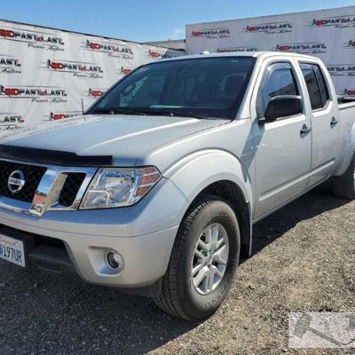 306  2016 Nissan Frontier, See Video! Current Smog Includes 2 Keys with remote and 1 additional Key   Current smog Year: 2016 Make:...