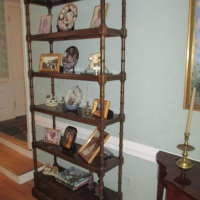 Pair of Etagere's