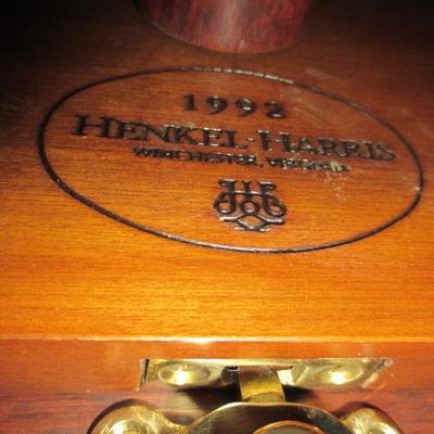 Henkel Harris Pie Crust Table ~ Waterford Lighting