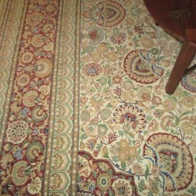 Many Beautiful Rugs To Choose From