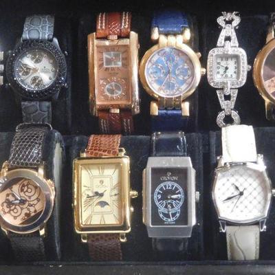 12 Croton Watches