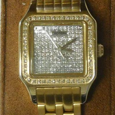 Craton Diamond Case and Dial Watch