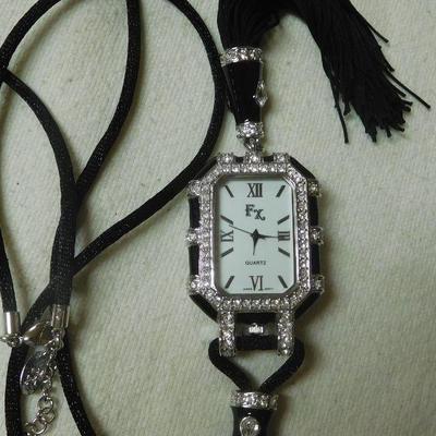 Franz Xavier Necklace Watch