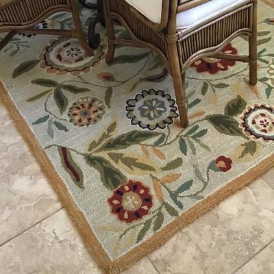 Area rug $25