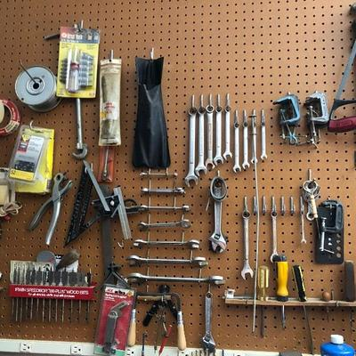 All tools must go.