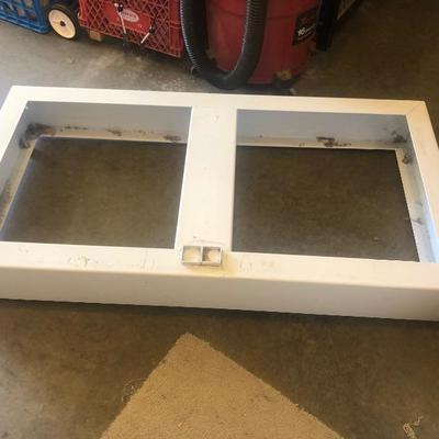 Pedi stool for Neptune Washer and Dryer