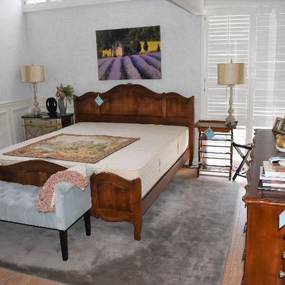 Primary Bedroom Overview
