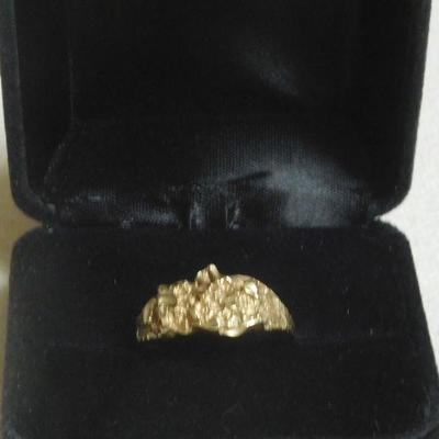 10 k Ring
