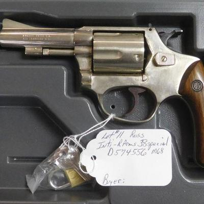Inti - R Arms 38 Special