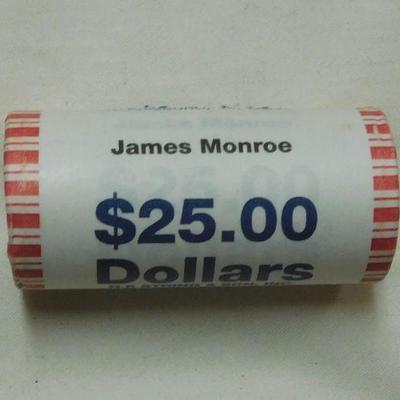 James Monroe Dollars