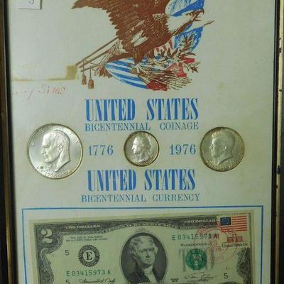 Bicentennial Coinage