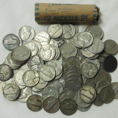 Vintage and New Nickels