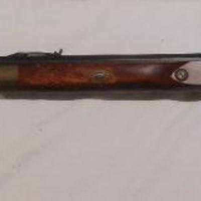 50 Cal Black Powder Rifle