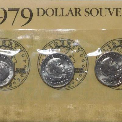 1979 Dollar Souvenir Set