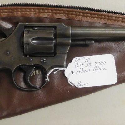 Colt 38 - Official Police